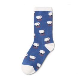 bárányos zokni