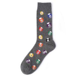 billiárd golyós zokni