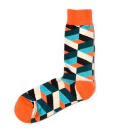 háromszöges zokni