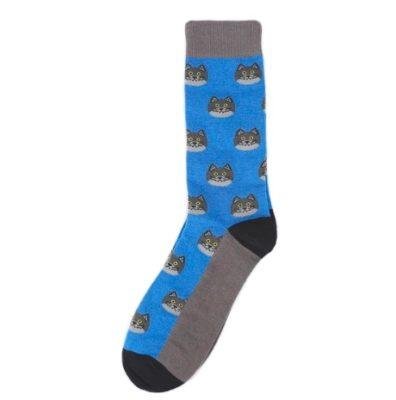 macskás zokni