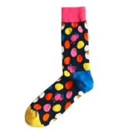 tojásos zokni