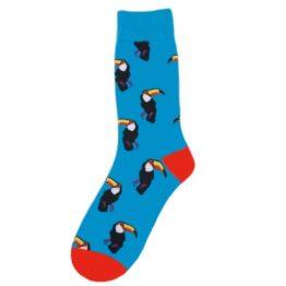 tukános vicces zokni
