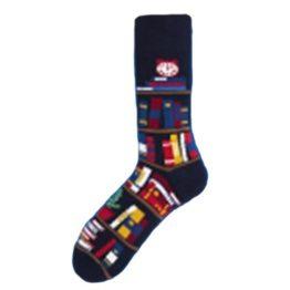 könyves zokni