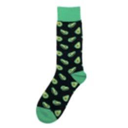 nagy avokádós zokni