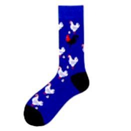 csirkés zokni