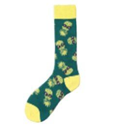 napszemüveges ananászos zokni