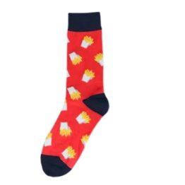 sültkrumplis vicces zokni