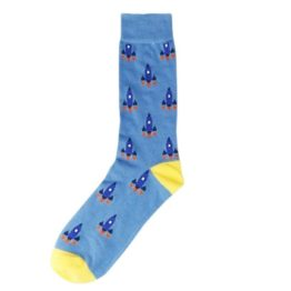 űrhajós zokni