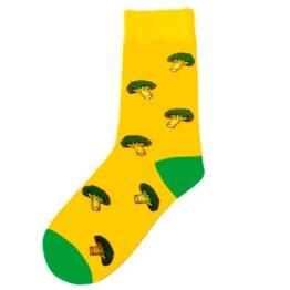 brokkolis zokni