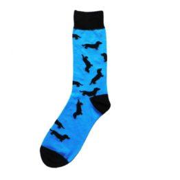 kék tacsis zokni