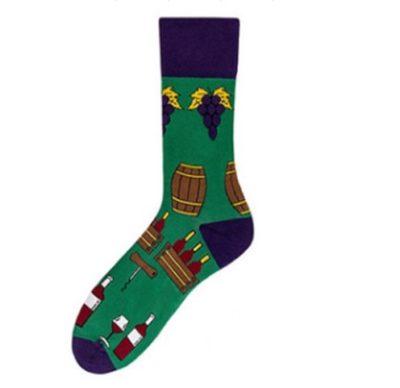 boroshordós zokni