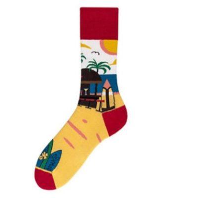 szörfös zokni