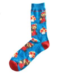 super mario újratöltve zokni