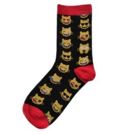 cicás emojis zokni